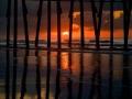 Pier posts
